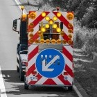 Autonomes Fahren: Hessen testet fahrerloses Baustellen-Absicherungsfahrzeug