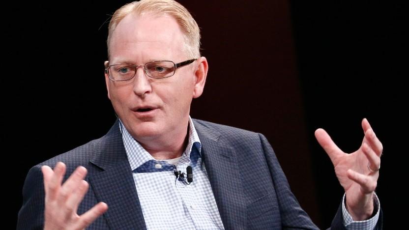 David Limp ist bei Amazon für Echo-Geräte verantwortlich.