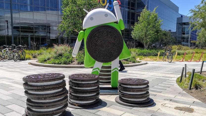 Google führt Metadaten für Android-Apps aus dem Play Store ein.