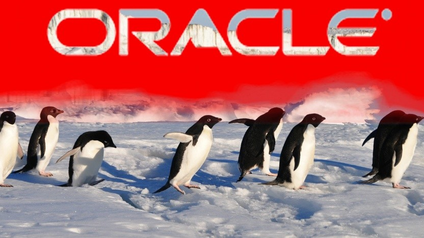 Oracle Linux unterstützt ARM-Prozessoren.
