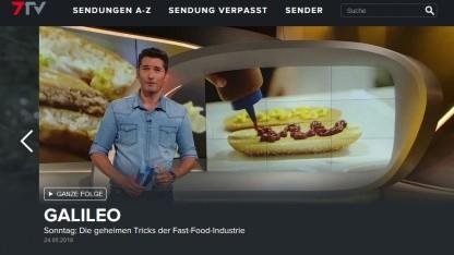 Die bestehende Streamingplattform 7TV