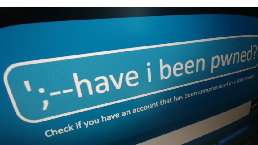Nutzer können nach Eingabe einer E-Mail-Adresse sehen, ob die Adresse in einem Datensatz mit gehackten Zugangsdaten enthalten ist.