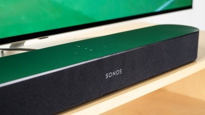 Die Alexa-Soundbar Beam von Sonos