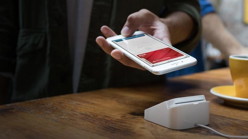 Apple Pay ist in Deutschland noch nicht gestartet.