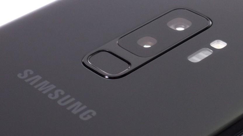 Im Galaxy S9+ kommt noch der Vorgänger zum Einsatz.