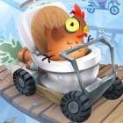 Mobile-Games-Auslese: Turbohühner und Taschenbillard