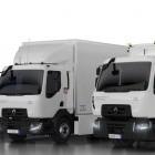 Lieferverkehr: Renault stellt vollelektrische Lkw vor