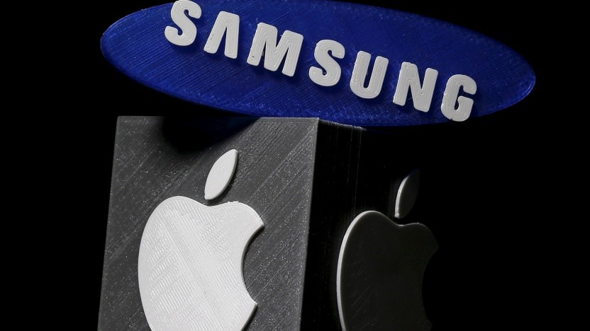 Der Patentrechtsstreit zwischen Apple und Samsung ist vorbei.
