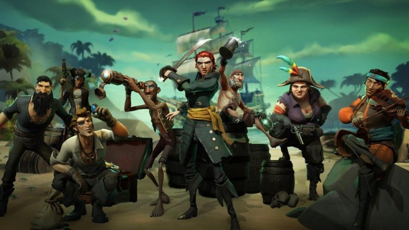 Artwork zu Sea of Thieves