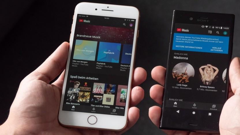 Nicht nur Youtube Music Premium kostet auf einem iPhone mehr.