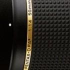 Objektiv: Pentax' Standardbrennweite kostet 1.200 Euro