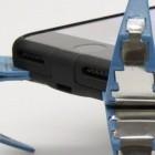 AD Case: Ausklappbare Federn als Bruchschutz in der Handyhülle