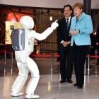 Roboter: Honda stellt den Asimo ein