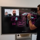 Samsung Flip im Test: Brainstorming mit Essstäbchen und nebenbei Powerpoint