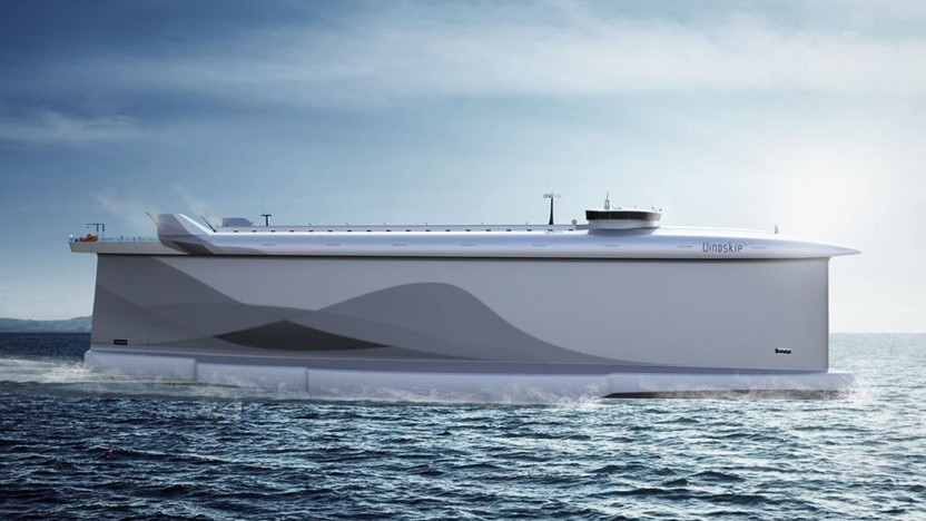 Futuristischer Segler Vindskip: Verhandlungen mit kroatischer Werft