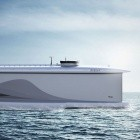 Segelschiff: Das Vindskip steckt in der Flaute
