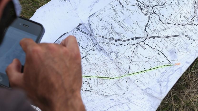 Apple will das Kartenmaterial von Maps verbessern.