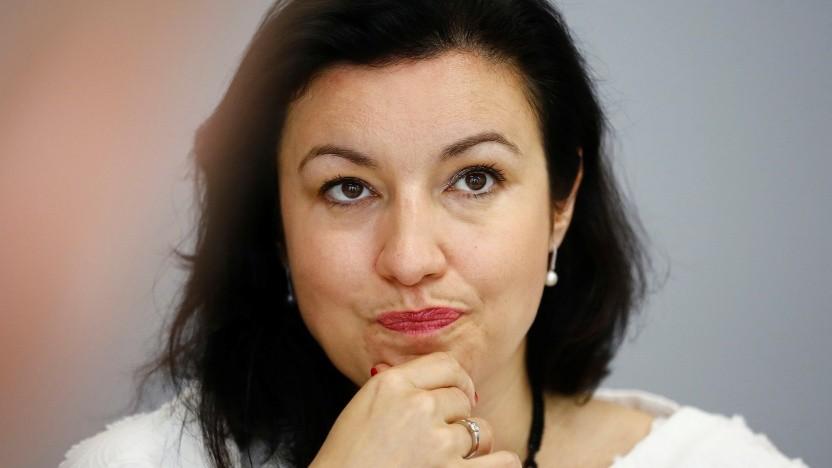 Digitalstaatsministerin Dorothee Bär hat Ärger mit den Verlegern.