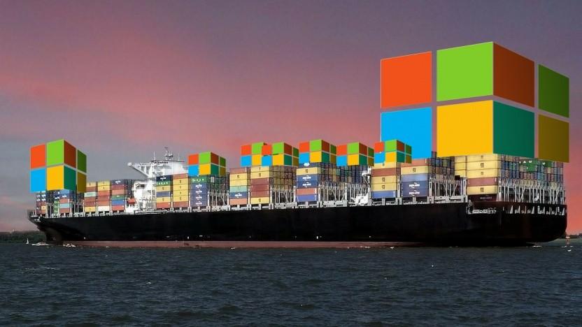Das Container Image soll als Testumgebung sinnvoll sein.