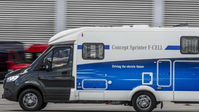 Concept Sprinter F-CELL