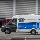 Concept Sprinter F-CELL: Mercedes-Benz baut reisende Brennstoffzelle