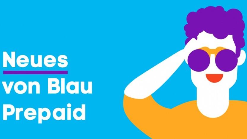 Neue Prepaid-Tarife von Blau mit Allnet-Flatrate