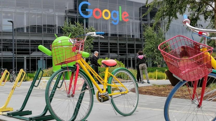 Google verbessert offenbar seine Kamera-App.
