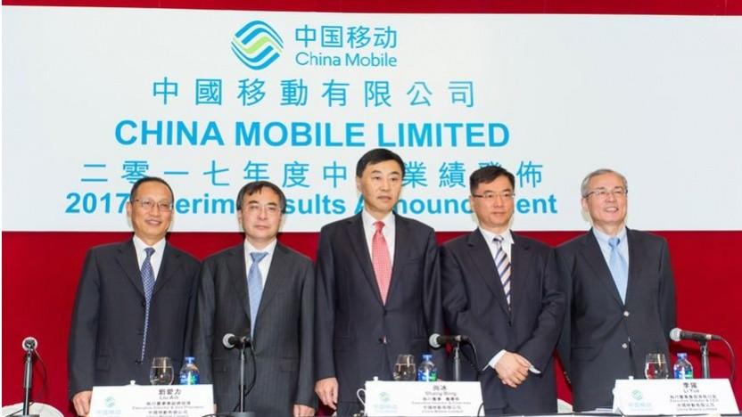 Der Vorstand von China Mobile