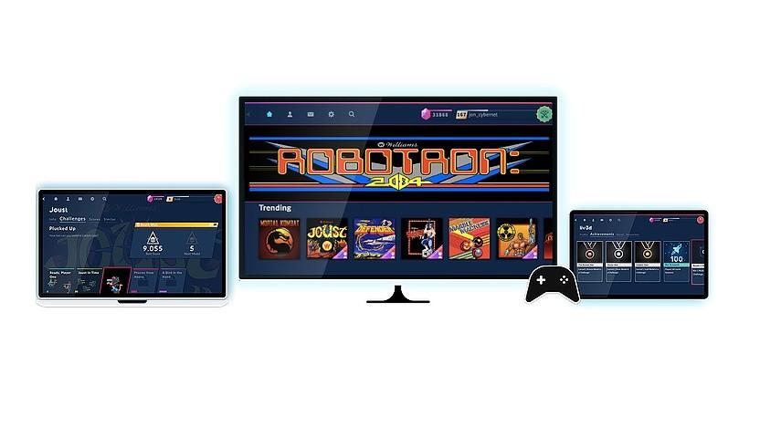 Antstream bringt Retro-Games auf Windows-PCs und Android-Geräte.
