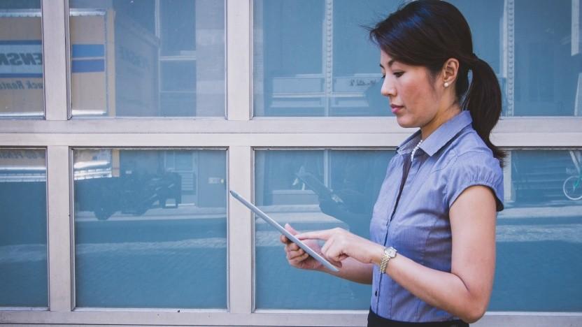Frauen verdienen bei IBM trotz Förderung noch weniger als Männer.