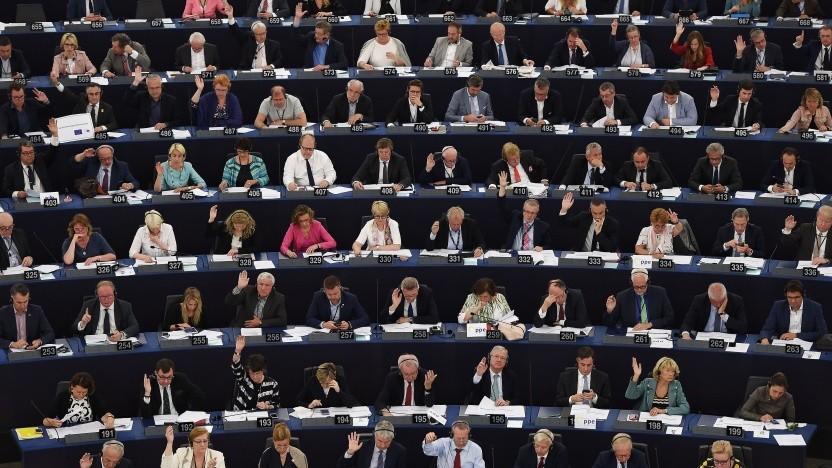 Das Europaparlament in Straßburg trifft am Donnerstag eine weitreichende Entscheidung.
