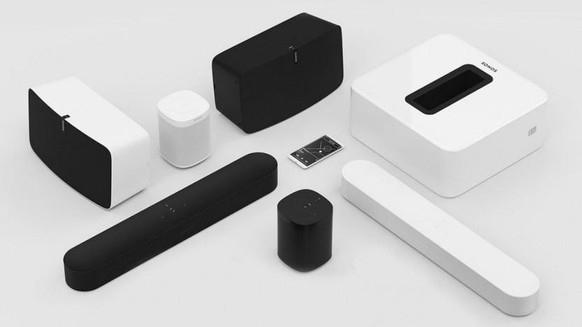 Das aktuelle Sonos-Lineup