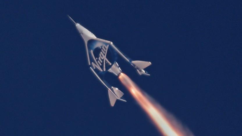 Raumschiff VSS Unity: bisher kein Zeitplan für den Bau