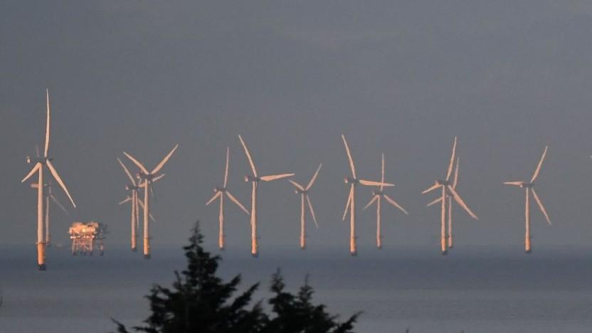 Offshore-Windpark: Altmaier zögert mit Sonderausschreibungen.