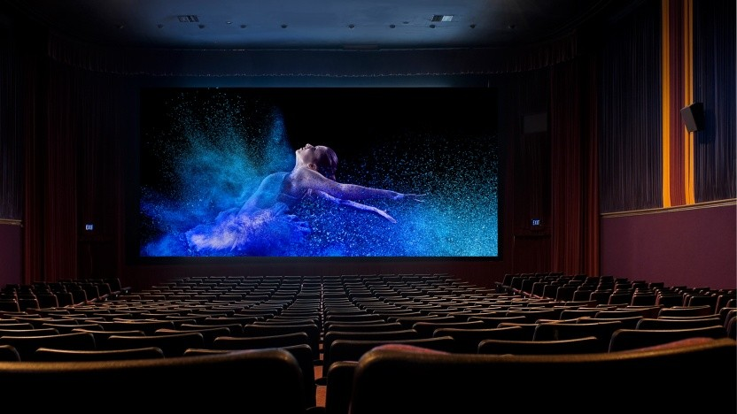 Cinema LED im Traumpalast Esslingen