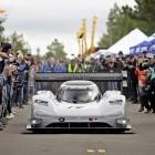VW I.D. R: Elektrischer Pikes-Peak-Rennwagen soll erneut Rekord brechen
