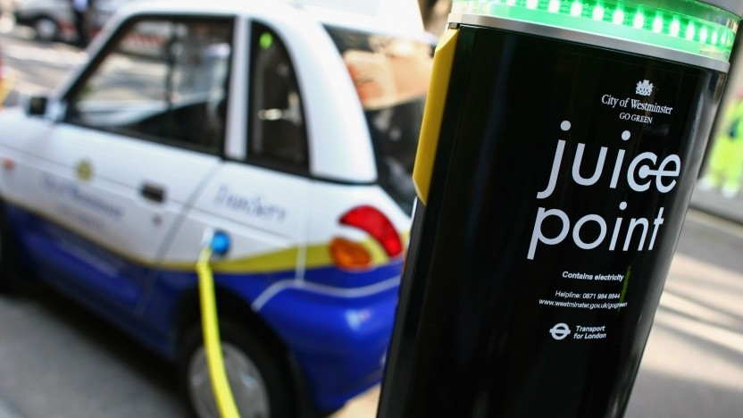 Elektroauto in London: keine neuen Verbrennungsfahrzeuge nach 2040