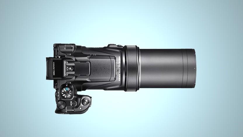 Nikon Coolpix P1000: wenig Lichtstärke bei voll ausgefahrenem Zoom