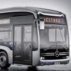 eCitaro: Daimlers E-Bus künftig mit Brennstoffzelle und Festkörperakku