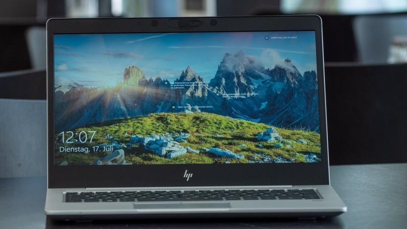 HP Elitebook 735 G5 im Test (Video)