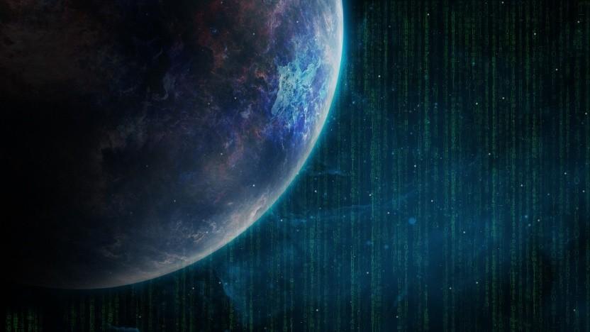 Auf Exoplaneten soll Wasser mittels Software gefunden werden.