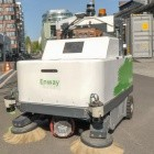 Enway: Ein autonomes Kehrpaket aus Berlin