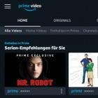 Amazon Prime Video: Mehr Durcheinander durch unterschiedliche Oberflächen