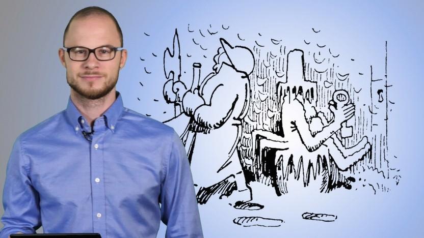 Golem.de Redakteur Marc Sauter