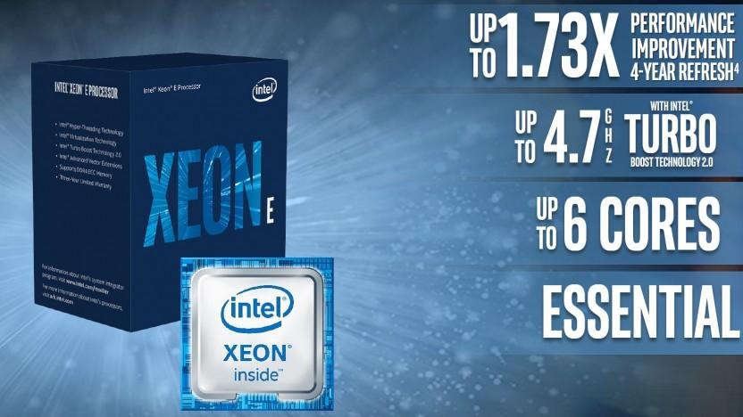 Xeon E-2100