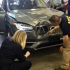 Nach tödlichem Unfall: Uber entlässt 100 Testfahrer für autonome Autos
