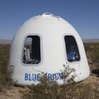 Blue Origin: Eine Sekunde Schwerelosigkeit kostet über 1.000 Dollar