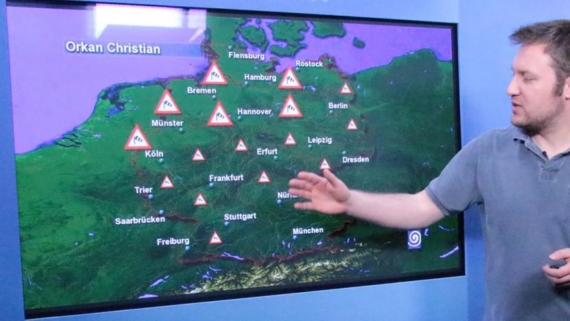 Der Deutsche Wetterdienst hat einen Teilerfolg gegen Wetteronline erzielt.