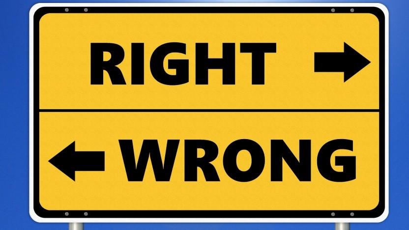 Richtig oder falsch? Ein KI-System soll es herausfinden.