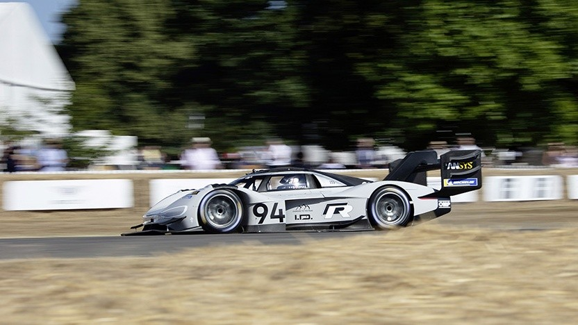 Der I.D. R Pikes Peak in Goodwood